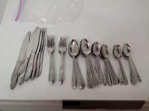 Antique Cutlery set