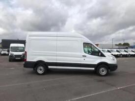Ford Transit 350 L3H3 VAN 125PS EURO 5 DIESEL MANUAL WHITE (2015)
