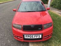 Modified 2005 Fabia Vrs swaps
