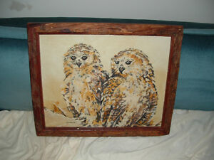 PELS FISHING OWLS by LIN BARRIE Peterborough Peterborough Area image 3