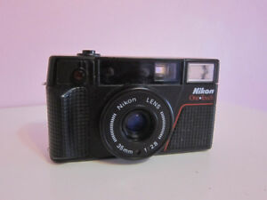 Nikon One Touch L35AF2 Point & Shoot Film Camera 35mm F2.8