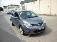 2010 Nissan Note 1.5 DCI Tekna Finance Available