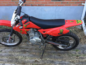 2010 125cc dirtrunner baja
