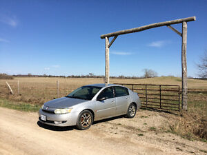 03 SATURN ION ** NEED GONE TODAY****
