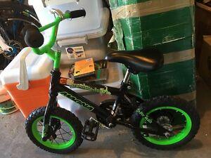 Magna Gravel Blaster toddler Bike
