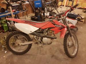 Honda CRF100R