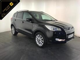 2015 65 FORD KUGA TITANIUM TDCI DIESEL 1 OWNER FORD SERVICE HISTORY FINANCE PX