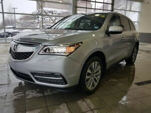 2016 Acura MDX Navigation Package