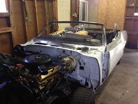 70 72 cutlass parts