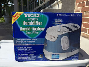 Humidifier Vicks Humidificateur Excellent etat