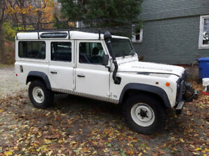 1996 Land Rover Defender 110 condition A1