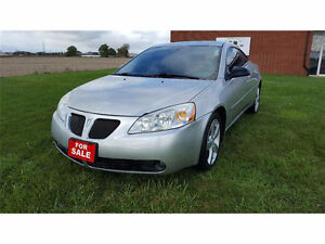 2006 Pontiac G6 GTP Coupe (2 door)