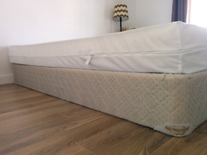 Boxspring size double