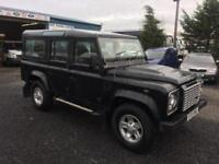 Land Rover 110 Defender 2.2 tdci 7 seater XS 2013 13 Reg 1 doctor owner from new