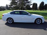 BMW 5 SERIES 525D M SPORT 2013/63