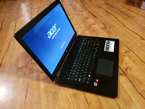 "Laptop  17"" , 8GB , 1TB Hard Drive"