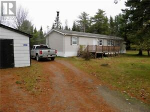 Great 3 bedroom Mini Home on One Acre!!