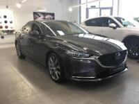 2018 Mazda 6 2.0 Sport Nav+ 4dr NEW 2018 SH Manual Petrol Saloon
