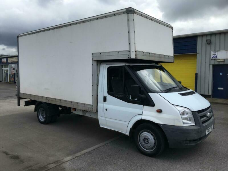 4e6148cef5 Ford Transit 2.4TDCi ( 115PS ) 350 LWB luton van with tail lift