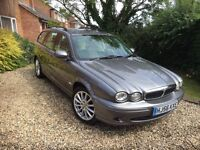 Jaguar x type Diesel estate