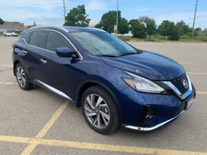 ASSUME MY LEASE  - 2019 NISSAN MURANO SL AWD