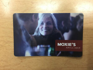 $50 moxys gift card
