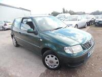 VW POLO 1.4 PETROL 3 DOOR HATCHBACK