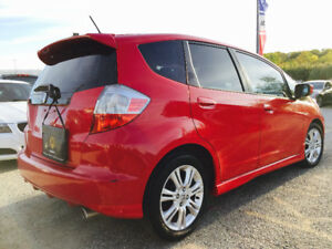 2010 Honda Fit Sport /Brand New Tires 6999$/Low Km /Clean Title