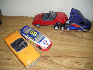 4 Die cast Cars for sale