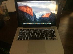 """2011 13"""" Mac Book Pro"""