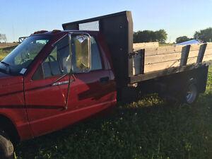 1991 GMC Dump Truck