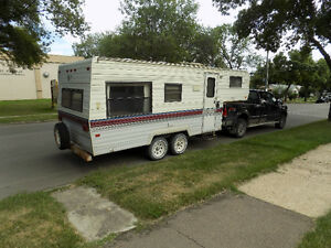 Terry travel trailer 5th wheel