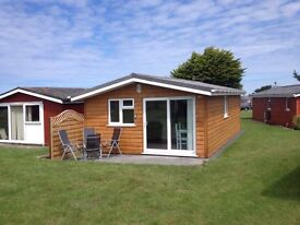 Holiday chalet Padstow