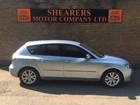 + STUNNING 08 REG MAZDA 3 MOT MARCH 17 + MUST BE SEEN AND DRIVEN + £1890 +