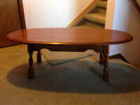 Villas Maple Coffee Table and 2 End Tables