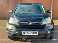 2007 Honda CR-V 2.0 i-VTEC EX 5dr Auto 12 Month Warranty Top Spec Excellent Runn
