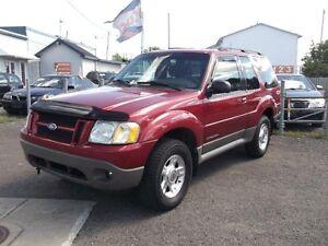 Ford Explorer Sport 2002 4x4