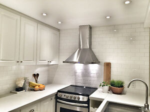 *NDG 3 1/2 APT, Stainless, Utilities INCLUDED, Laundry,BRAND NEW
