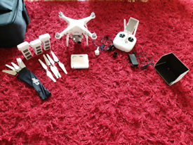 Dji phantom 3 | Other Cameras & Accessories for Sale - Gumtree