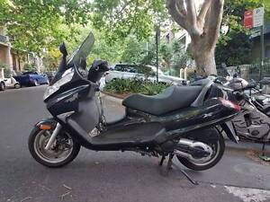 Piaggio X8 400 Good condition Potts Point Inner Sydney Preview