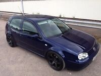 Vw golf gt tdi pd 130 1.9 diesel swap Px Honda ek type r modified low miles