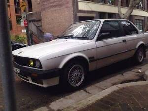 1989 BMW e30 318i manual coupe Dural Hornsby Area Preview