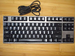 CM QuickFire Rapid Mechanical Keyboard (Cherry MX Blues)