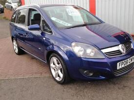 Vauxhall/Opel Zafira 1.9CDTi 16v ( 150ps ) 2008 SRi GREAT FAMILY CAR