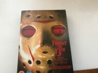 Friday the 13 dvd