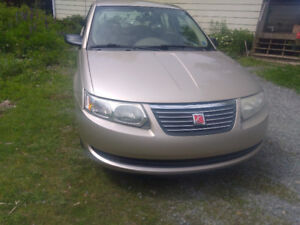 2005 Saturn ION Sedan - Automatic/MVI to August 2019 -