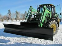 Snow Blades for Large John Deere Tractors