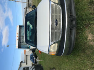 2001 F150 supercab 4spd with o/d    302 engine