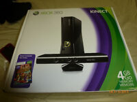 Xbox 360/Kinect 2 controllers+31 games