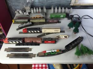 Collectible Hobby HO Train Set